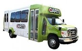 CARTS Rural Bus