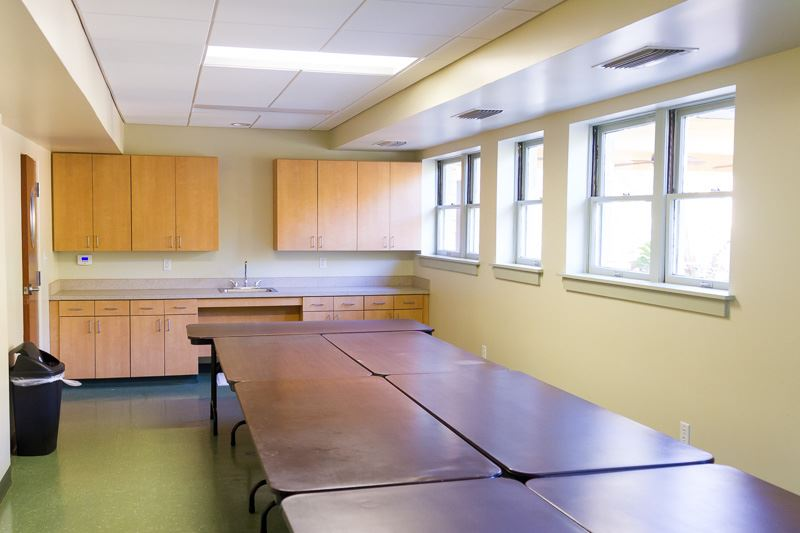 Fleming Class room
