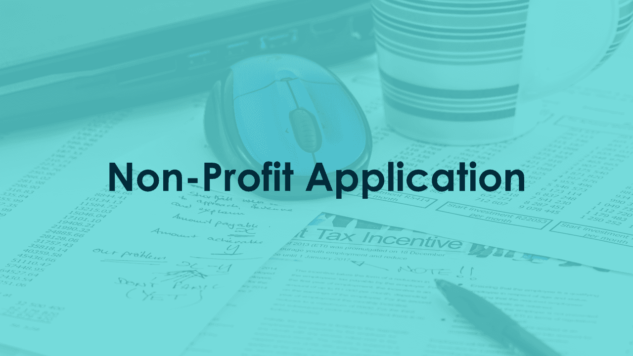 Non-Profit Application
