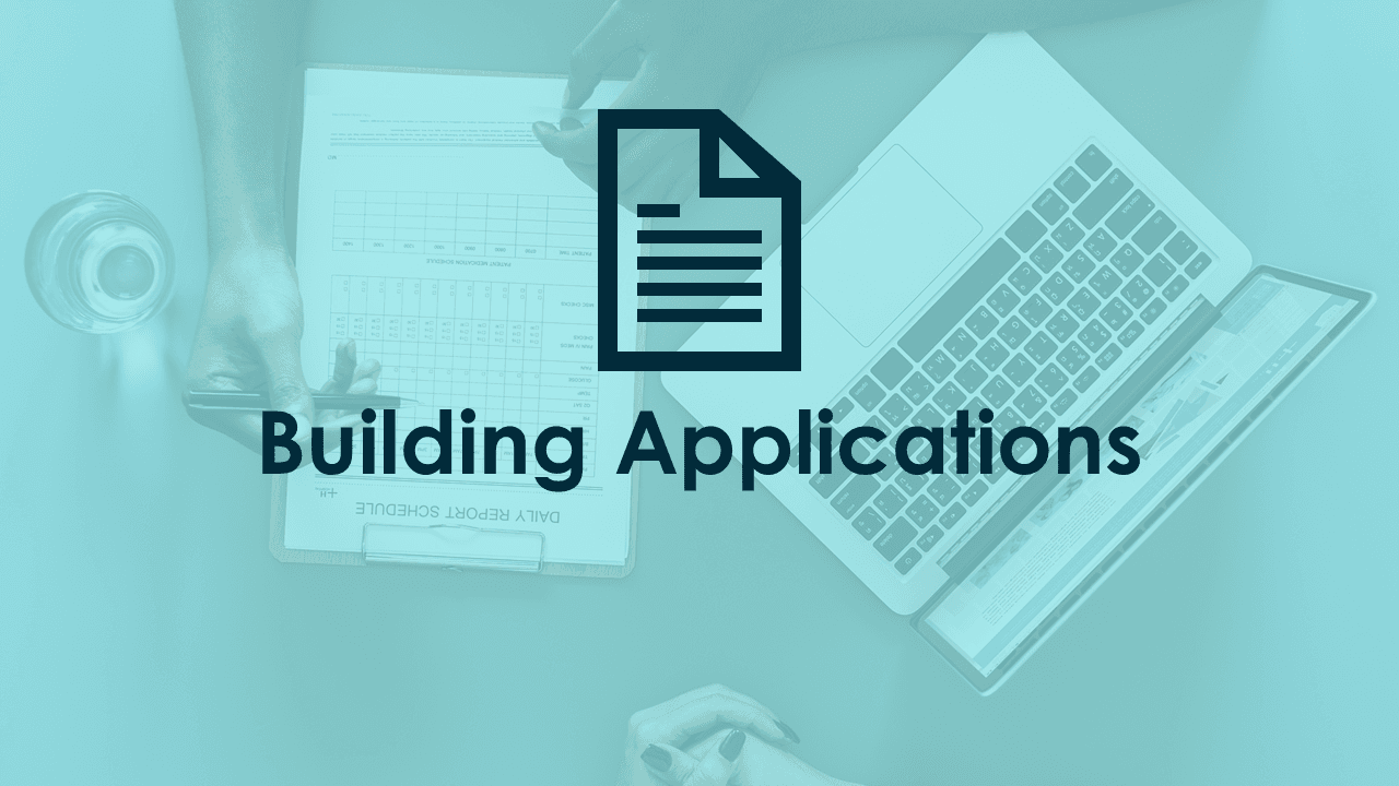Building Applications