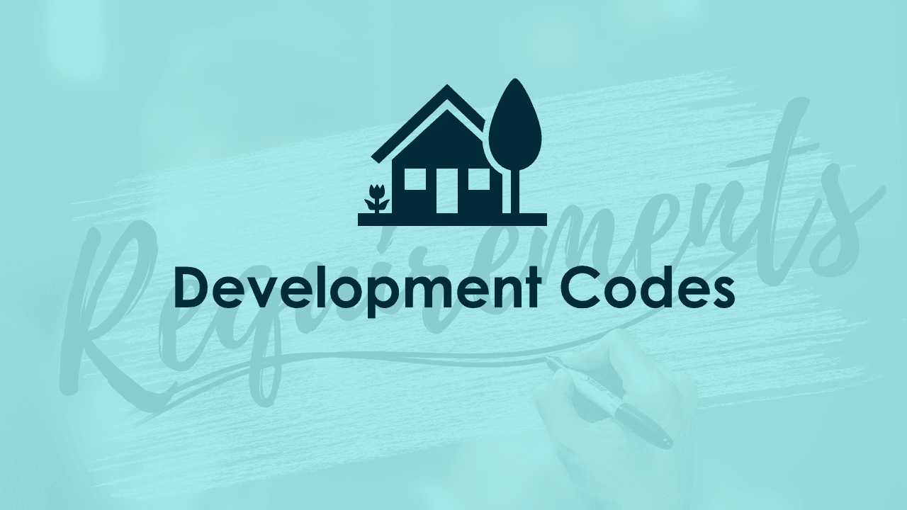Development Codes