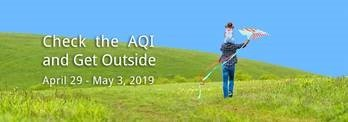 Check the AQI and Get Outside