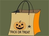 Trick or Treat Bags Decoration