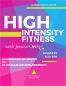 high intensity fitness