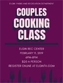 Cooking classes - web