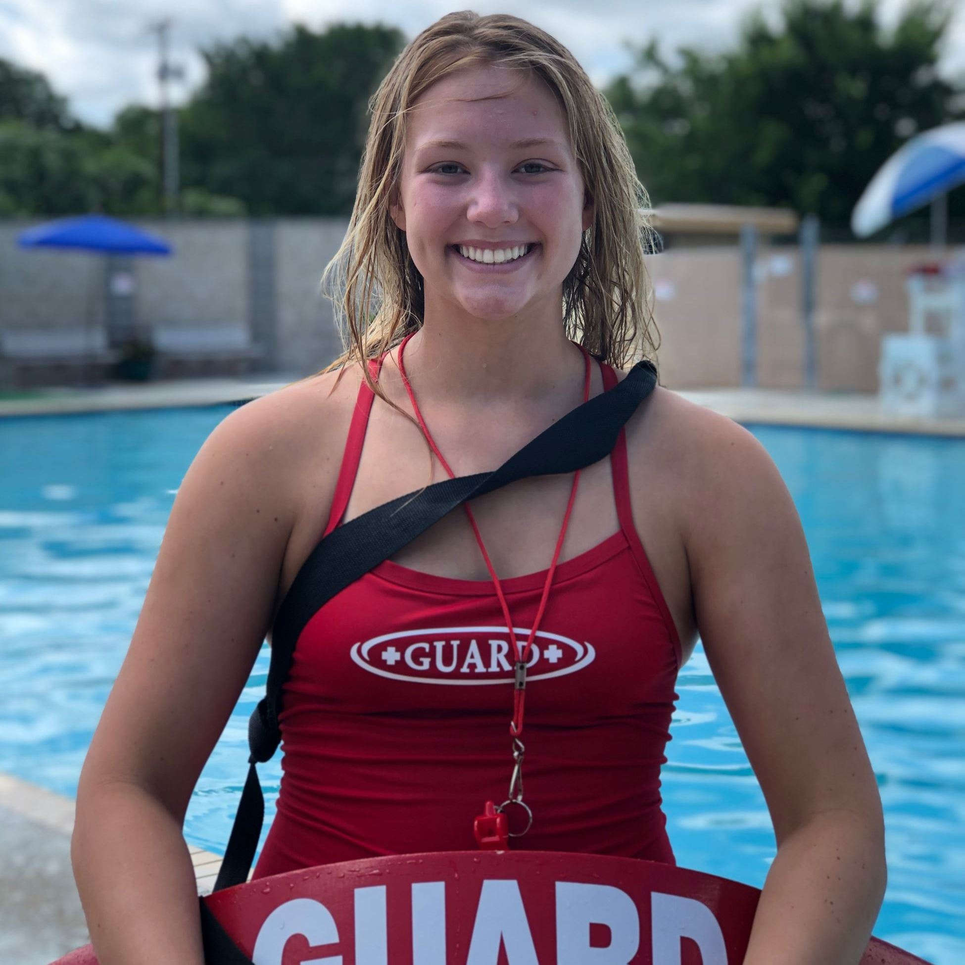 Picture of Kirsten - Lifeguard of the Week