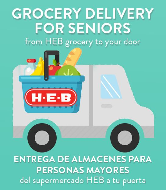 Senior Grocery Delivery HEB Eng-Spa