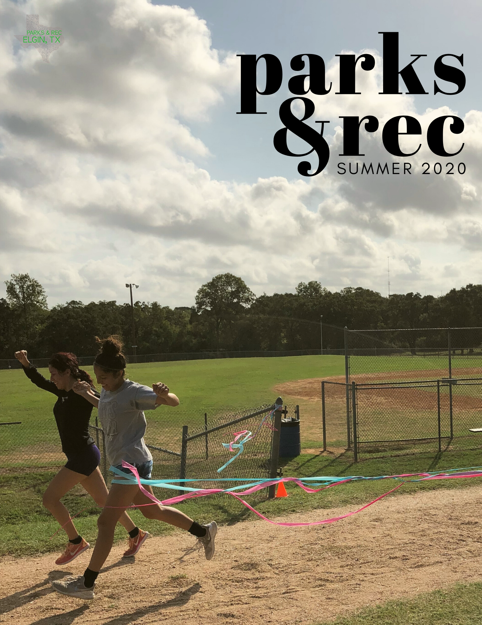Summer 2020 Program Guide Cover Page